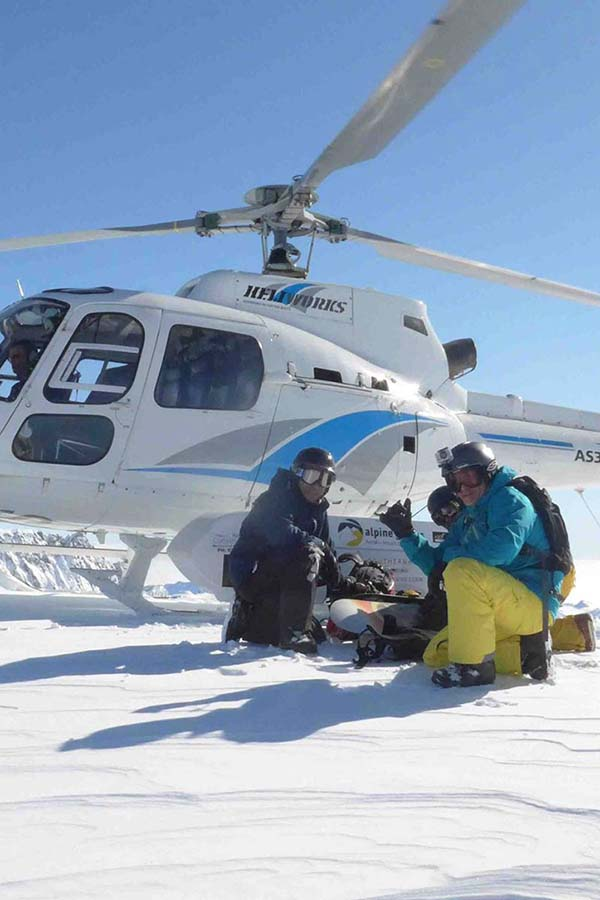 Mt Cook Scenic Helicopter Flights & Experiences